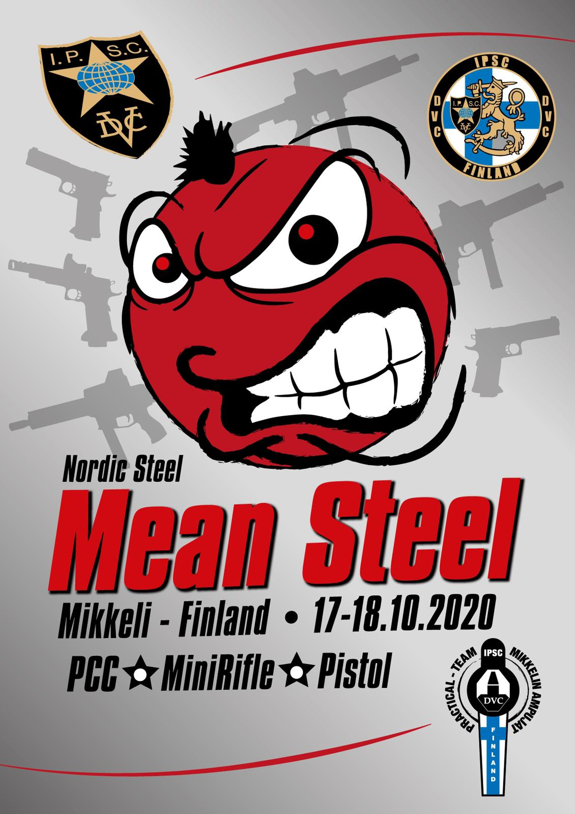 Mean Steel Nordic Championships 2020