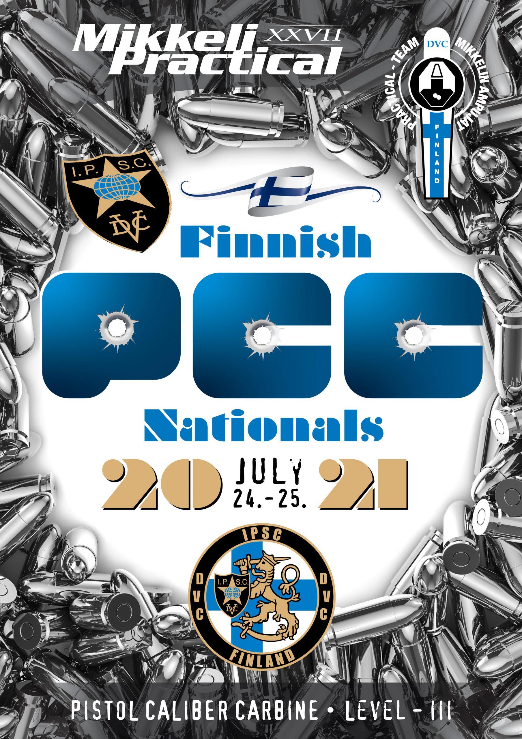 Finnish PCC Championship 2021 – Mikkeli Practical XXVII